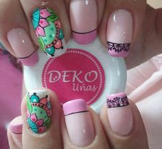 Beautiful Nail Art, Ely, Nails, Beauty, Mariana, Enamels, Finger Nails, Best Nail Designs, Toe Nail Art