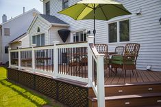 RDI provides outdoor railing solutions and code compliant railing options featuring style, performance, durability and safety in all our products. Outdoor Stair Railing, Deck Railings, Vinyl Railing, Character Home, Outdoor Living, Outdoor Decor, Diys, Backyard, Exterior