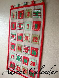 Rachel's Ramblings: Christmas Advent Calendar