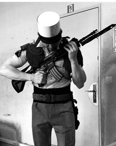 Leiden, French Armed Forces, French Foreign Legion, French Army, Indochine, Special Forces, Book Series, Photos, Military