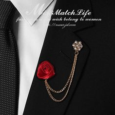 12 Useful Tips about Men's Fashion – Designer Fashion Tips Gay Outfit, Designer Suits For Men, Diy For Men, Golden Jewelry, Well Dressed Men, How To Look Classy, Stylish Men, Stylish Outfits, Lapel Pins