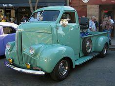 1947 Studebaker COE