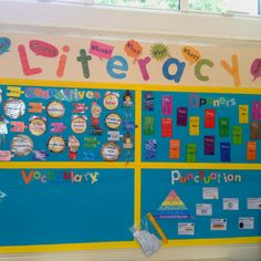 Literacy display