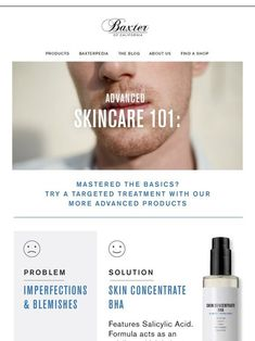 Milled has emails from Baxter Of California, including new arrivals, sales, discounts, and coupon codes. Captain Obvious, Baxter Of California, Hair Pomade, Mothers Day Special, Email Newsletters, After Shave Balm, Happy Earth, Problem And Solution, Clams