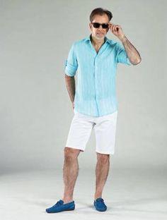 La  camisa de manga corta debe dejarse para situaciones informales, no debe usarse con traje formal. #Shirt  #Sleeve #MenStyle
