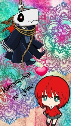Fofos, Elias e Chise ❤️ Anime Chibi, Anime Manga, Anime Guys, Sailor Moon, Chise Hatori, The Ancient Magus Bride, Alternative Art, Fan Art, Anime Artwork