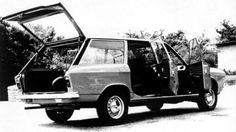 Volkswagen / VW K70 Variant
