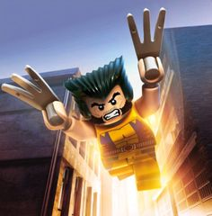 Wolverine from Lego Marvel Superheroes