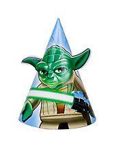 Yoda Party Hats