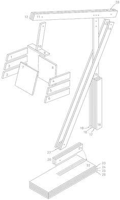 Overzicht - Lamp van underlayment