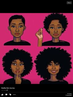 1000+ ideas about Black Women Hair on Pinterest | Hairstyles For Black ...