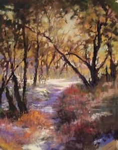 Timeless by LaVone Sterling Pastel ~ 14 x 11
