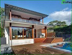 Interiør af huset - Top 50 foto udformning af landsteder