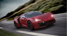 Designed using only a ruler, the $3.4 million Lykan Hypersport is the Middle East's first supercar