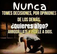 Clama a Jesucristo, y el te respondera! Posted on PRAYER fb page Sept 2017 Faith Quotes, Bible Quotes, Bible Verses, Favorite Quotes, Best Quotes, Christ In Me, Spanish Quotes, Quotes About God, Dear God