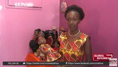 No More Barbie: Kenyan Toy Designer Creates Doll Line to Celebrate African Women