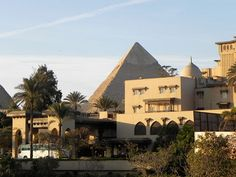 Mena House-Egypt