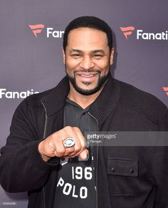 Former NFL player Jerome Bettis attends Fanatics Super Bowl Party on February 2016 in San Francisco, California. Jerome Bettis, Nfl, February, Nfl Football