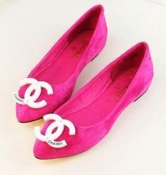 Chanel High Steppin'.