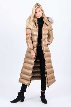Buy On OvaFine Women's Jackets - Winter Jacket women Plus Size Womens Parkas Thicken Outerwear solid hooded Coats Short Female Slim Cotton padded. Winter Puffer Jackets, Hooded Winter Coat, Down Puffer Coat, Winter Jackets Women, Down Coat, Coats For Women, Nylons, Langer Mantel, Leather Jacket Outfits