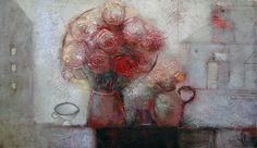 Pintora russa, por Susans Art Loft