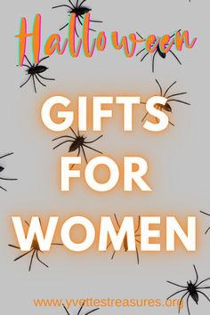 Halloween Gifts For Women - A unique selection of Halloween gifts for her from spooky jewelry to a witch's midnight mug, and many more Halloween gift ideas. #halloween #halloweengiftsforwomen #halloweengiftsforher #womenshalloweengifts Halloween Candles, Halloween Gifts, Baby Halloween, Gifts For Women, Gifts For Kids, Gifts For Her, Halloween Apothecary Labels, Halloween Earrings, Nightmare Before Christmas
