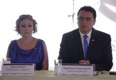 Alisson Batres y Jorge Mario Chajon Meeting Mexico1