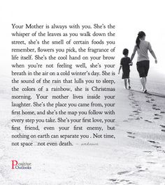 Your Mother Is Always With You quotes quote kids mom mother family quote family quotes children in memory mother quotes quotes for moms quotes about children miss you mom quotes Miss You Mom Quotes, New Quotes, Great Quotes, Life Quotes, Inspirational Quotes, Cousin Quotes, Nurse Quotes, Baby Quotes, Work Quotes