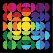 Free pattern -  brights (click!)