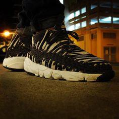 nike air footscape woven chukka zebra cef280eb6