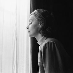 Greta Garbo photographed by Cecil Beaton