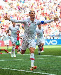 Soccer World Cup Portugal 1 Morocco 0 Cristiano Ronaldo scored after Soccer World Cup 2018, Fifa World Cup, Steven Gerrard, Messi, Premier League, Bernardo Silva, World Cup Live, Russia World Cup, Russia 2018