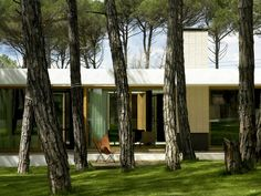 La vivienda diseñada por Sergi Serrat y Marcos Catalán, del estudio GRND 82