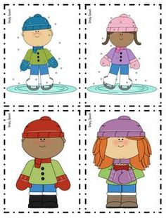 SLP Freebie of the Week: Pack of Pronouns – Winter & Valentine's Day Edition! - pinned by @PediaStaff – Please Visit  ht.ly/63sNt for all our pediatric therapy pins