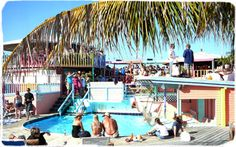 Nippers Bar - one of the best bars in the caribbean ... and I wrote the copy for the site, too
