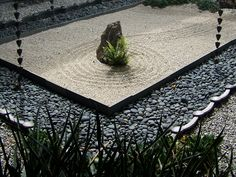 Rock Garden Morikami Japanese Gardens