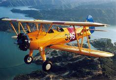 BiPlane Rides Southern California biplane rides, Orange County Scenic Air Tours, Los Angeles flight lessons, Southern California aerobatic thrill rides, World War II Warbirds, Stearman Trainers, Waco biplane rides in Long Beach
