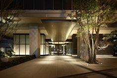Patio Canopy, Photos Tumblr, Entrance Gates, Design Consultant, Lighting Design, Facade, Condo, Tower, Lights
