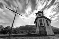 The mountain and the faith by Marcelo Graciano on 500px