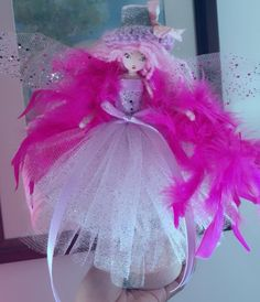 Pipe Cleaner Fairies, Tiny Dolls, Flower Fairies, Fabric Paper, Fabric Dolls, Diy Flowers, Wooden Beads, Creative Inspiration, Needle Felting