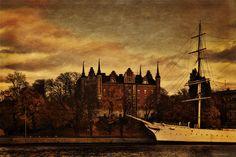 Ramon Martinez, Photographer -  Stockholm in Autumn III