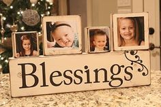 A place for Amy: Blessing Blocks