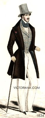 """Period Clothing. I like elements of lighter colors for those who are """"good"""" like Gloucester, Kent, and Edgar."""