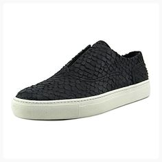 Vince Women's Nelson Sneakers, Black, 9 B(M) US (*Partner Link)