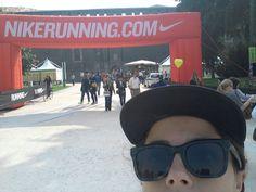 Tomorrow I will run like a Dj
