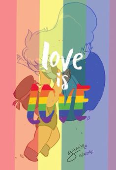 Garnet's legal now so I made her le edit, hope y'all like. #lovewins