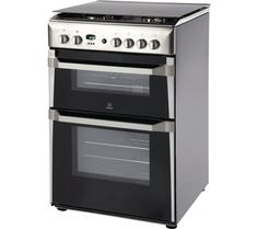 Find your Cookers . All the latest models and great deals on Cookers are on Currys with next day delivery. Cookers, Household, Oven, Kitchen Appliances, Stainless Steel, Diy Kitchen Appliances, Home Appliances, Ovens, Kitchen Gadgets