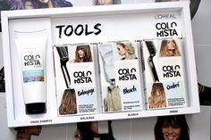 [Hair] Neu in der Drogerie - Loreal Colorista - InnenAussen