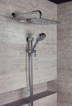 Bathroom / Salle De Bain Shower / Douche Venty Collection / Collection  Venty #shower #