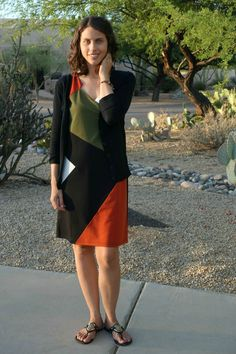 An outfit inspired by Fall and the color orange by @lwvogue and Monroe and Main.